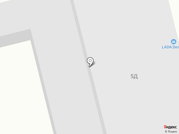 Аракс на карте Нижнего Тагила