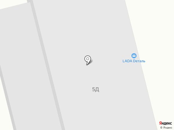 MAR AutoParts на карте Нижнего Тагила