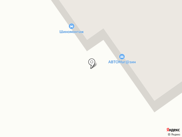 Движок на карте Нижнего Тагила