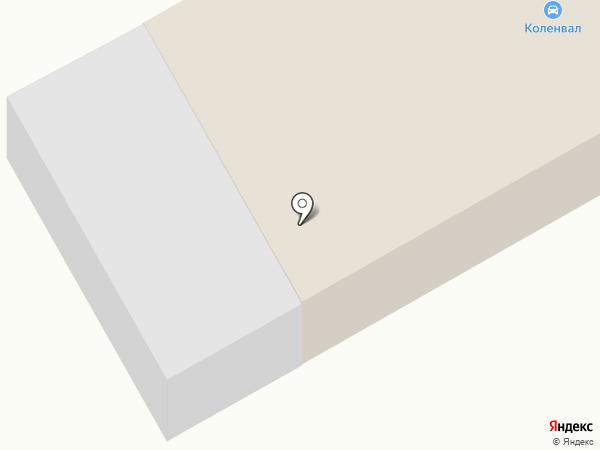 Коленвал на карте Первоуральска