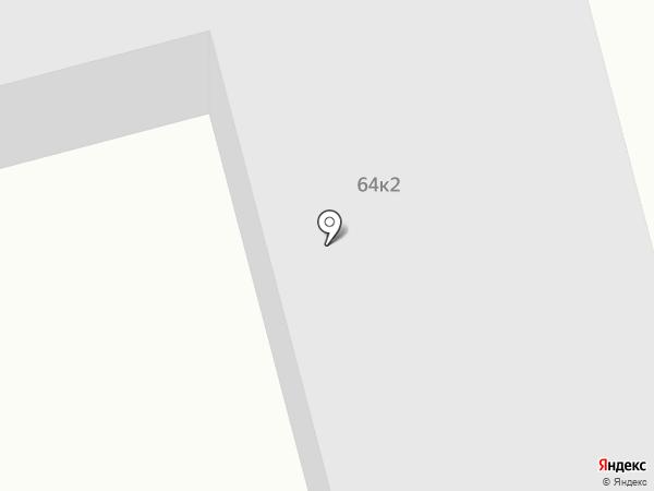 Поисково-спасательная служба на карте Нижнего Тагила