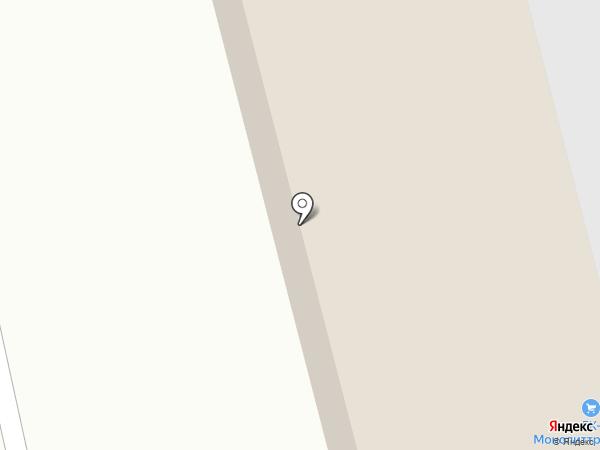 Автомойка для грузового и легкового транспорта на карте Нижнего Тагила