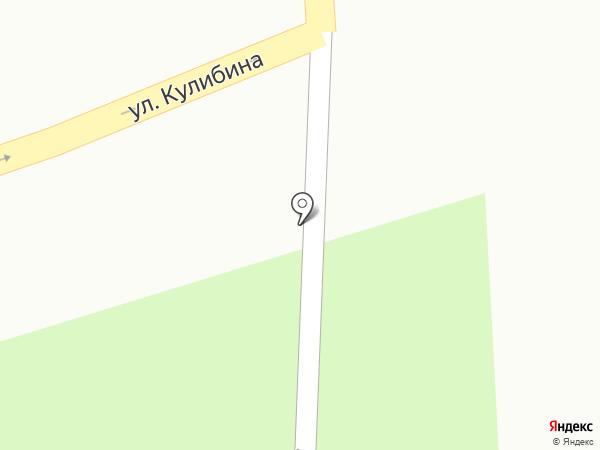 Исправительная колония №13 ГУФСИН России по Свердловской области на карте Нижнего Тагила