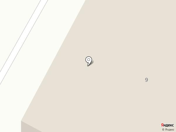 Баня на карте Нижнего Тагила