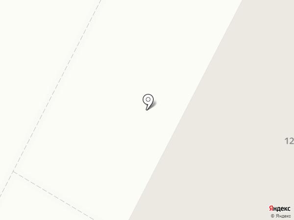 Дуплет на карте Нижнего Тагила