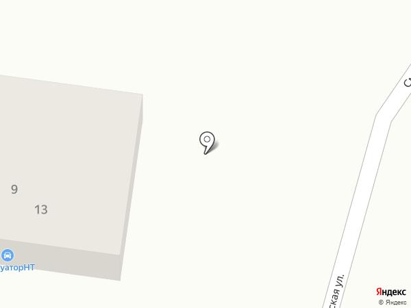 Эвакуационная компания на карте Нижнего Тагила