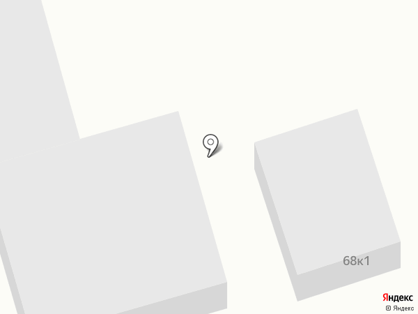 Автодвор на карте Нижнего Тагила