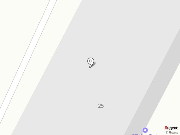 ЭРДЕ ТУЛС на карте Нижнего Тагила