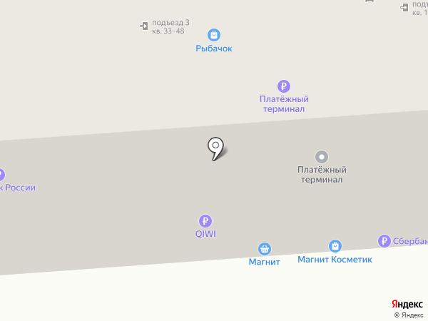 Южный на карте Нижнего Тагила