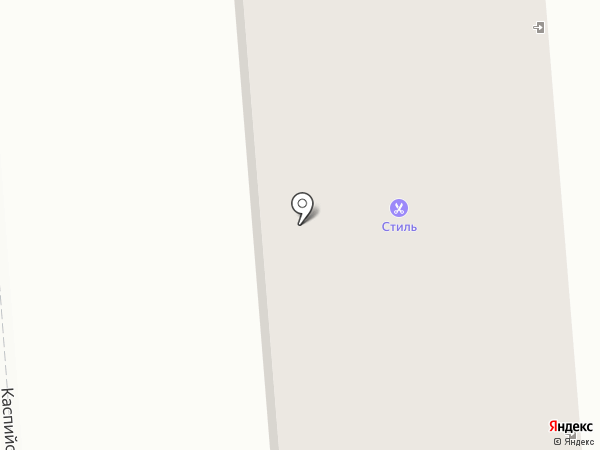 Летний на карте Нижнего Тагила