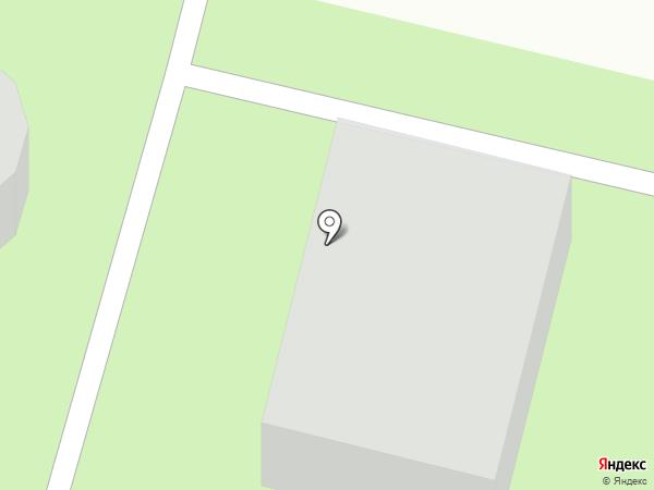 Южное на карте Миасса