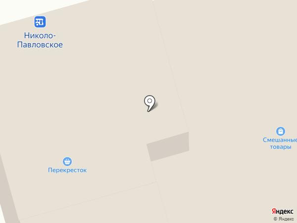 Магазин на карте Николо-Павловского