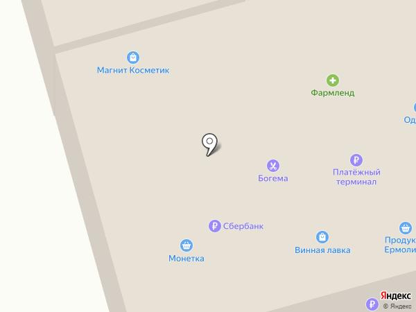 Qiwi на карте Николо-Павловского