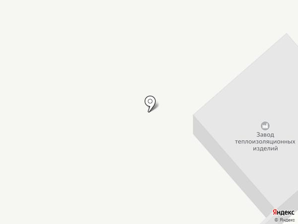 НТЗТИ на карте Нижнего Тагила