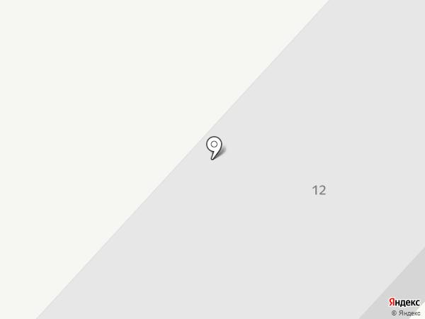 Бенит на карте Нижнего Тагила