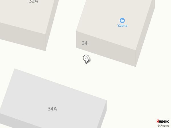 Удача на карте Миасса