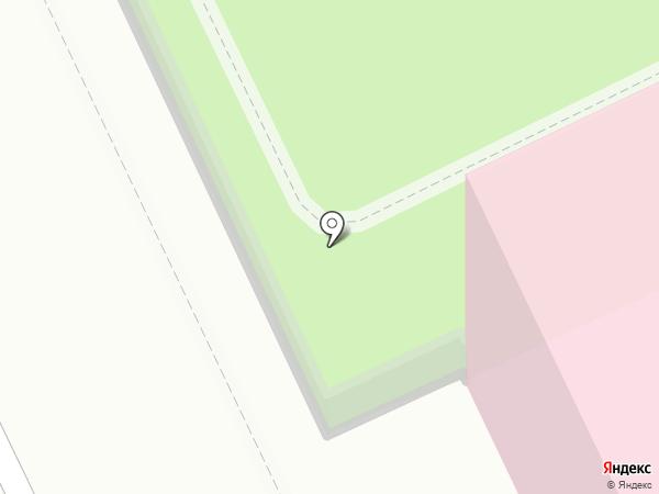 Детская городская поликлиника №1 на карте Нижнего Тагила