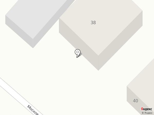 Гостиница для животных на карте Миасса