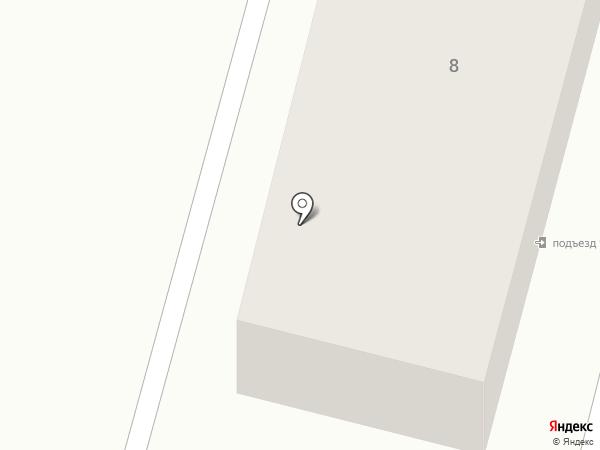 Родник на карте Дегтярска