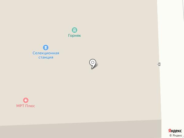 Челябинская селекционная станция на карте Миасса