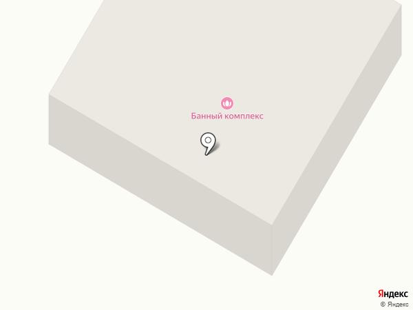 Банный комплекс на карте Дегтярска