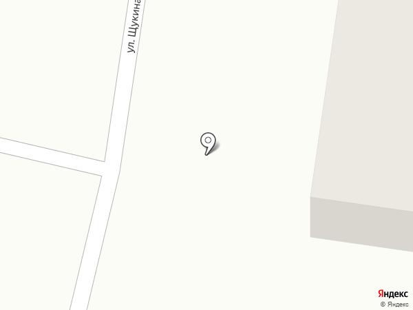 Пачиоло на карте Миасса