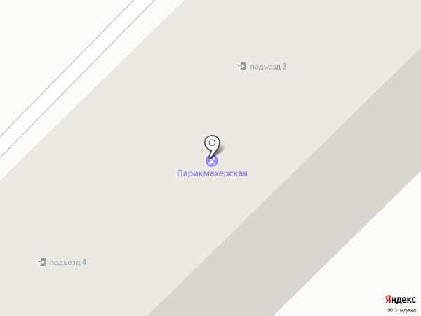 Эстель на карте Миасса