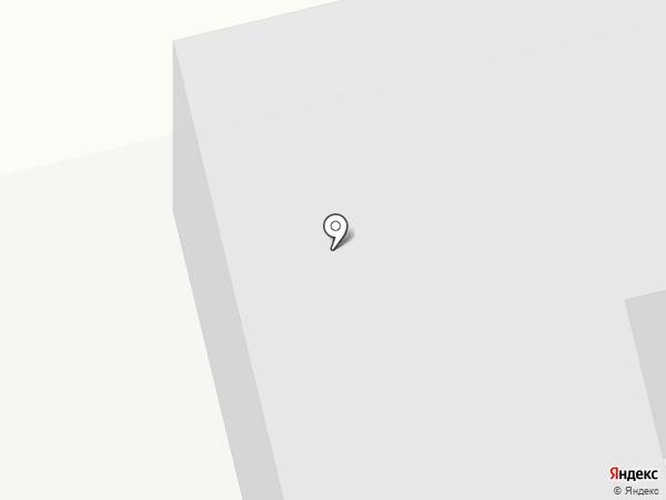 Вентком на карте Нижнего Тагила