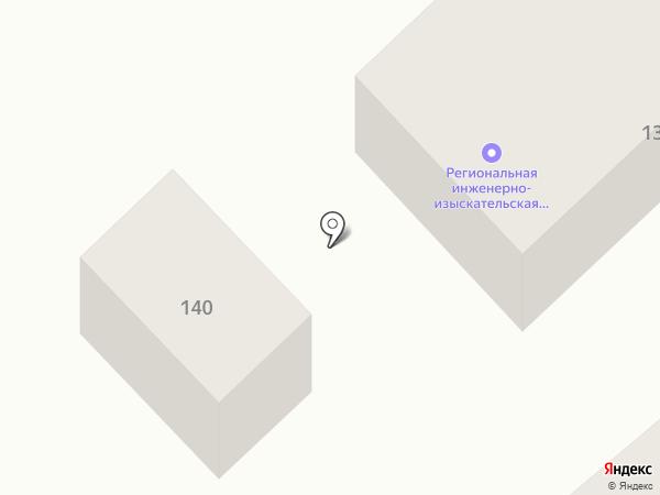 Региональная инженерно-изыскательская фирма на карте Миасса