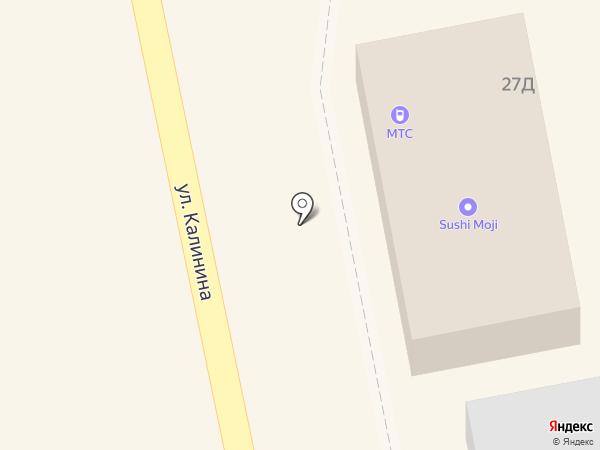 Amigo на карте Дегтярска