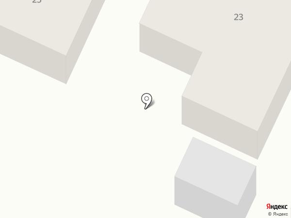 Этамин на карте Миасса