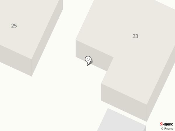 Этамин, ЗАО на карте Миасса