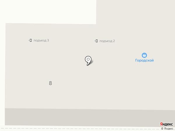 Городской на карте Миасса