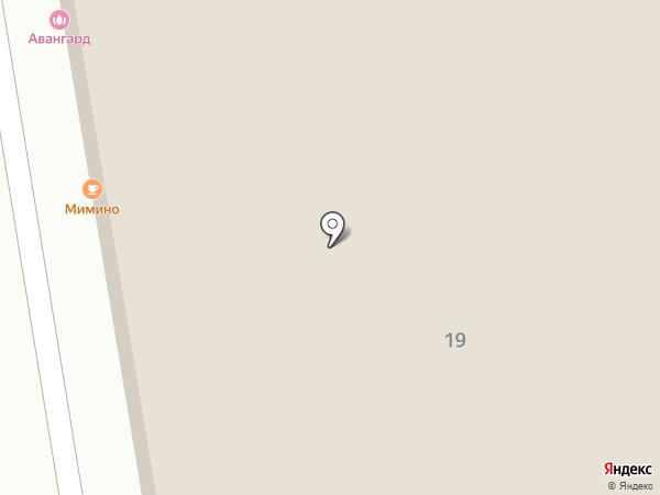 Автодом на карте Нижнего Тагила