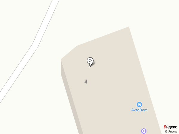AvtoDom на карте Нижнего Тагила