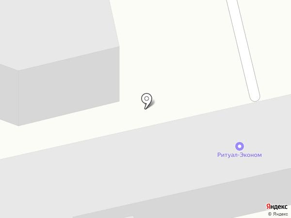 Ритуал-ЭКОНОМ на карте Нижнего Тагила