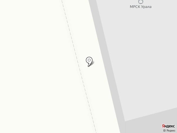 АВАЛДА на карте Дегтярска