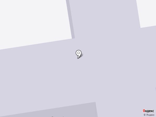 Детский сад №122 на карте Нижнего Тагила