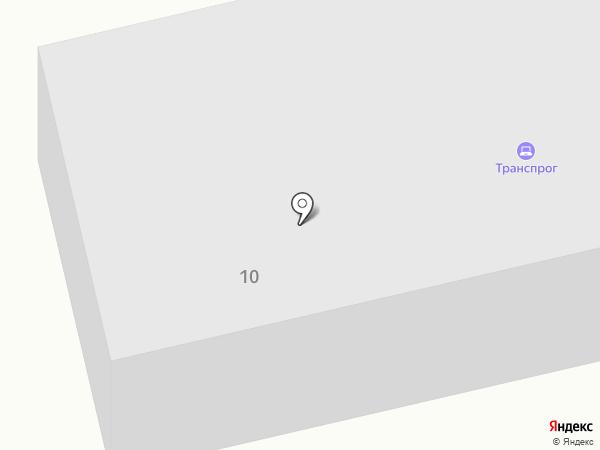 УБТ УралВагонЗавод на карте Нижнего Тагила