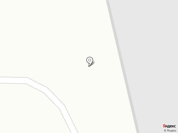 Андрео на карте Нижнего Тагила