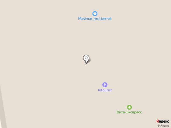Магазин мужской и женской одежды на карте Нижнего Тагила