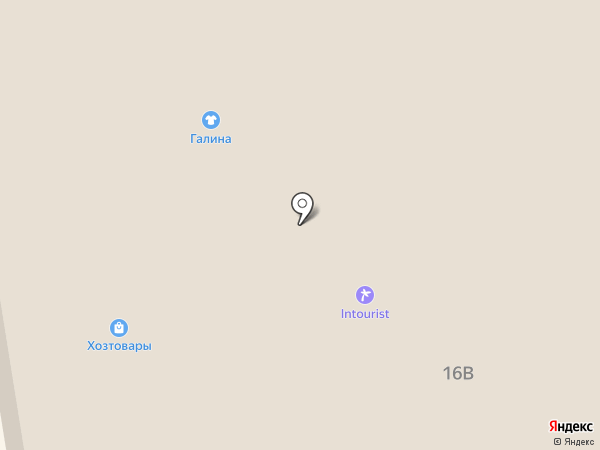 Магазин домашнего текстиля и трикотажа на ул. Юности на карте Нижнего Тагила