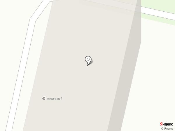 Участковый пункт полиции на карте Миасса
