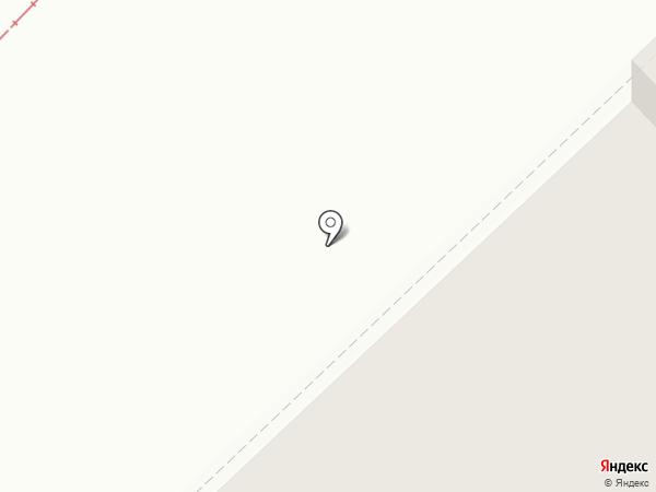 Служба доставки пенсии по Дзержинскому району на карте Нижнего Тагила