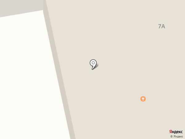 Автошиномонтаж №1 на карте Нижнего Тагила