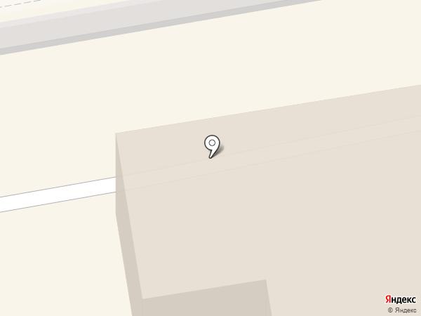 Мангуст-НТ на карте Нижнего Тагила
