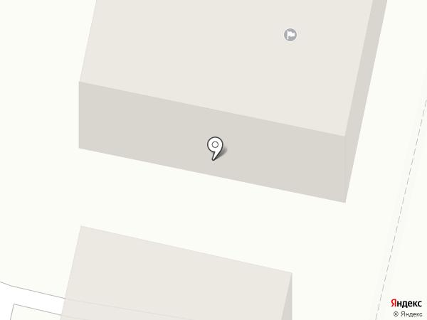 Расчетный Центр, МУП на карте Миасса