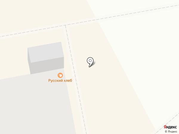 Киоск по продаже хлебобулочных изделий на карте Нижнего Тагила