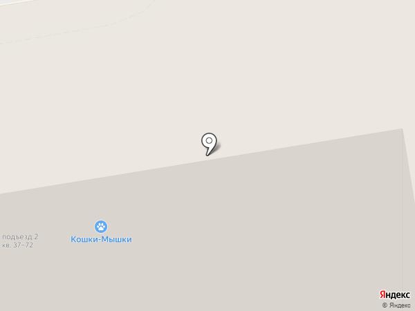 Курико на карте Нижнего Тагила