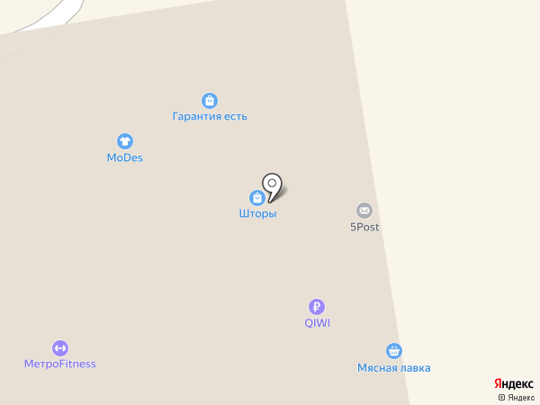 Табакерка на карте Нижнего Тагила